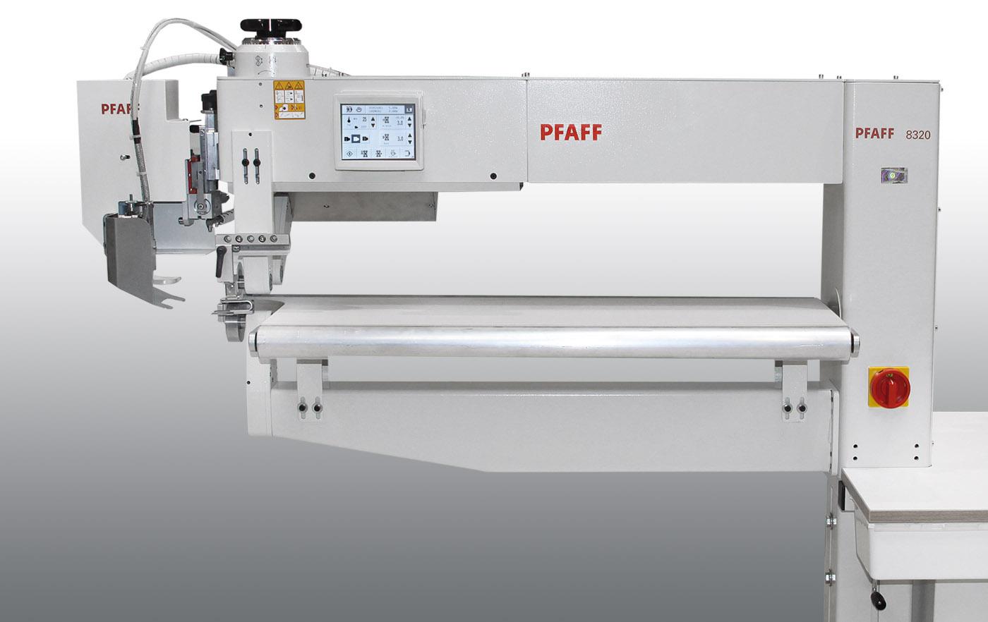 PFAFF 8320 Langarm
