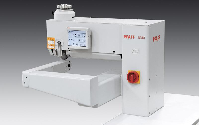 Ultraschall-Schweißmaschine (armabwärts, von der Seite)